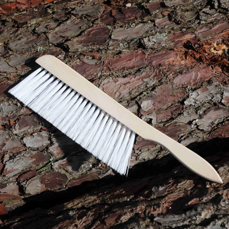 Escova para sacudir abelhas